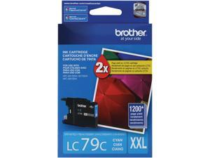 brother LC79C Innobella Super High Yield (XXL Series) Ink Cartridge Cyan