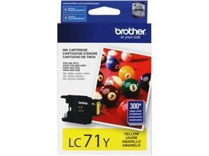 brother LC71Y Innobella Standard Yield Ink Cartridge Yellow