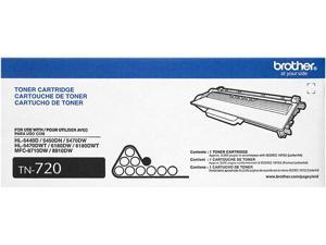 Brother TN720 Standard Yield Toner Cartridge