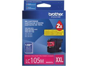brother Innobella LC105M Super High Yield (XXL Series) Ink Cartridge Magenta
