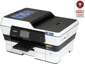 "Brother MFC-J6920DW Duplex 6000 dpi x 1200 dpi Wireless / USB Color Inkjet Printer with up to 11.00"" x 17.00"" Printing"