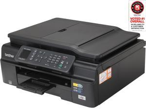 Brother MFC-J450dw 6000 x 1200 dpi USB / Wireless Duplex InkJet MFP Color Printer