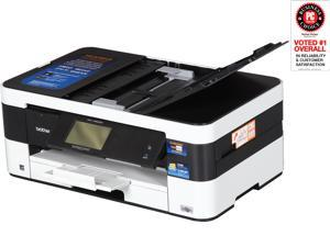 "Brother MFC-J4620DW Business Smart All-In-One Inkjet Printer with up to 11"" x 17"" Printing"