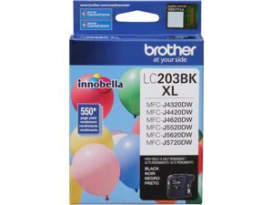 Brother LC203BKS XL Innobella High Yield Ink Cartridge For MFC-J4620DW&#59; Black