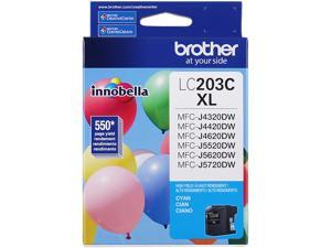 brother LC203C Ink Cartridge Cyan