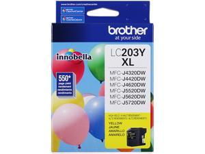 Brother LC203Y Ink Cartridge Yellow