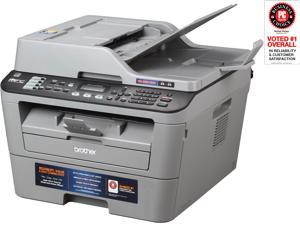 Brother MFC-L2700DW Duplex 2400 dpi x 600 dpi Wireless / USB / Ethernet Mono Laser MFC Printer