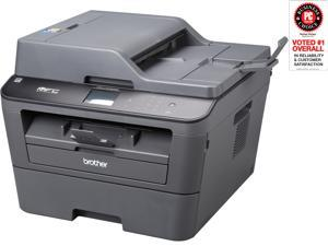 Brother MFC-L2720DW All-In-One Laser Printer with Wireless Networkiing and Duplex Printing
