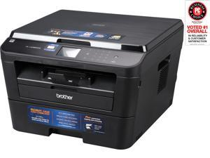 Brother HL-L2380DW Duplex 2400 dpi x 600 dpi USB / Wireless / Ethernet Mono Laser Printer