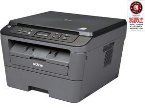 Brother DCP-L2520DW Laser Multi-Function Copier with Wireless Networking and Duplex Printing