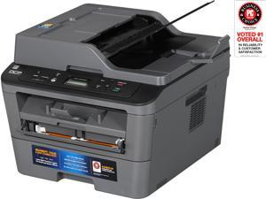 Brother DCP-L2540DW Duplex 2400 x 600 dpi USB / Wireless / Ethernet Mono Laser MFC Printer