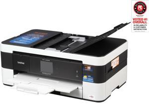 Brother Business Smart MFC-J4420DW Duplex 6000 dpi x 1200 dpi Wireless / USB Color Inkjet All-in-One Printer