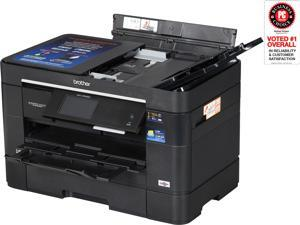 "Brother MFC-J5720DW Business Smart Plus All-In-One Inkjet Printer with up to 11""x17"" Printing and Duplex Scanning"