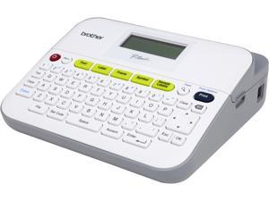 Brother PTD-400VP P-Touch Versatile  Compact Desktop Label Maker w/ Carrying Case