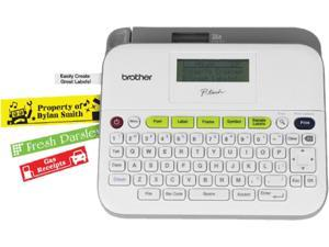 Brother P-Touch PT-D400AD 180 dpi Versatile Label Maker