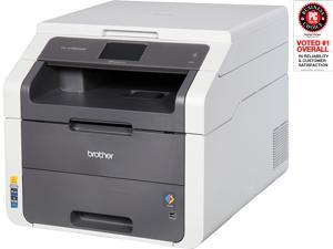 Brother HL Series HL-3180CDW Duplex 600 dpi x 2400 dpi Wireless / USB Color Laser Printer