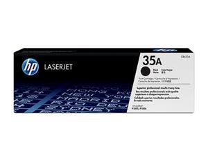 HP 35A (CB435A) LaserJet Print Cartridge for P1005 and P1006 Series Printers Black