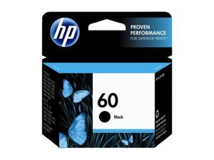 HP 60 Black Ink Cartridge (CC640WN#140)