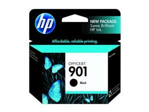 HP 901 Black Ink Cartridge (CC653AN#140)