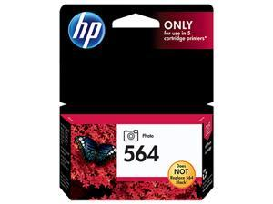HP 564 Ink Cartridge 130 page yield (CB317WN#140) -  Black Photo