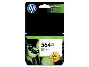 HP 564XL Black Photo Ink Cartridge (CB322WN)