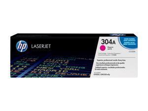 HP 304A Magenta LaserJet Toner Cartridge (CC533A)