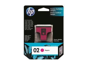 HP 02 Magenta Ink Cartridge (C8772WL)