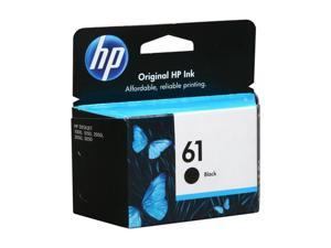 HP 61 (CH561WN) Ink Cartridge 190 Pages Yield&#59; Black