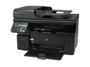 HP LaserJet M1212NF CE841AR#BGJ MFC / All-In-One Monochrome Laser Multifunction Printer