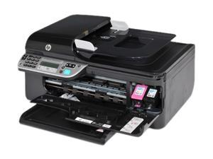 HP Officejet 4500 G510n (CN547AR#B1H) Up to 28 ppm Black Print Speed 4800 x 1200 dpi Color Print Quality Wireless Thermal Inkjet MFC / All-In-One Color Printer