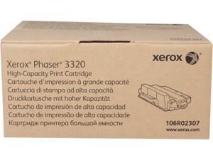 XEROX 106R02307 High Capacity Toner Cartridge For Xerox Phaser 3320 Black
