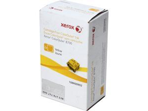 XEROX Solid Ink, 2/Pack Yellow