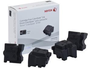 XEROX 108R00994 Solid Ink, 4/Pack Black