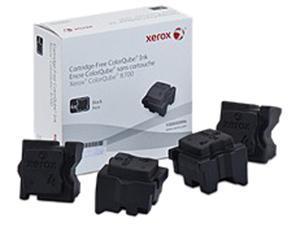 XEROX 108R00994 Colorqube Ink Black, Colorqube 8700 (4 Sticks)