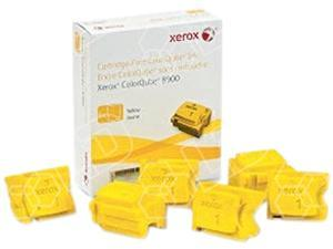 XEROX Solid Ink, 6/Pack Yellow
