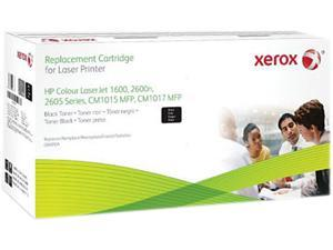 Xerox Replacements 106R2138 Black Remanufacture Toner Cartridge Replaces HP CB380A