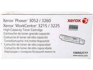 Xerox Toner Cartridge 106R02777 for Phaser 3260, WorkCentre 3215/3225, High Capacity - Black