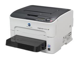 KONICA MINOLTA magicolor 1650EN Workgroup Color Laser Printer