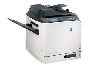 KONICA MINOLTA magicolor 4690MF MFC / All-In-One Up to 25 ppm 2400 x 600 dpi Color Print Quality Color Laser Printer