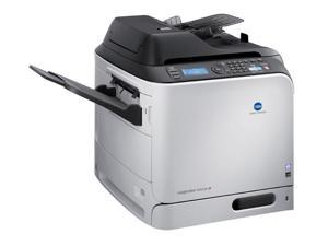 KONICA MINOLTA magicolor 4695MF MFC / All-In-One Up to 25 ppm 600 x 600 dpi Color Print Quality Color Laser Printer