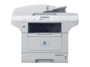 KONICA MINOLTA bizhub 20 Plain Paper Print Monochrome Laser Printer