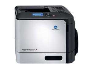 KONICA MINOLTA magicolor 4750EN Color Laser Printer