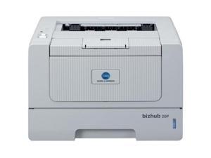 KONICA MINOLTA bizhub 20P Personal  Monochrome  Laser  Printer