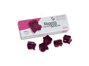 XEROX 016-2046-00 Ink Sticks For Phaser 8200 Magenta