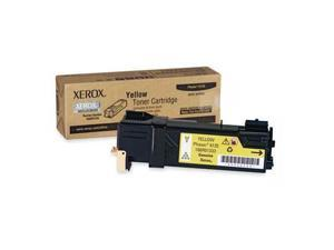 XEROX 106R01333 Toner Cartridge For Phaser 6125 Yellow
