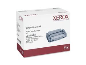 Xerox Replacements 6R1388 Black Remanufacture Toner Cartridge Replaces HP Q7551X