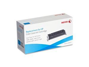 Xerox Replacements 6R1411 Remanufacture Toner Cartridge Replaces HP Q6001A CYAN Cyan