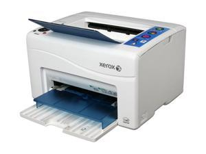 XEROX Phaser 6010/N Personal Up to 15 ppm 1200 x 2400 dpi Color Print Quality Color Laser Printer