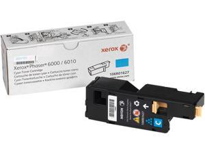 Xerox Toner Cartridge 106R01627 for Phaser 6000/6010 and WorkCentre 6015 - Cyan