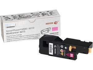 Xerox Toner Cartridge 106R01628 for Phaser 6000/6010 and WorkCentre 6015 - Magenta
